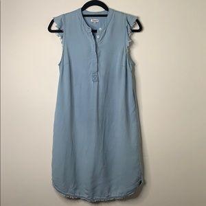 Splendid Blue Dress